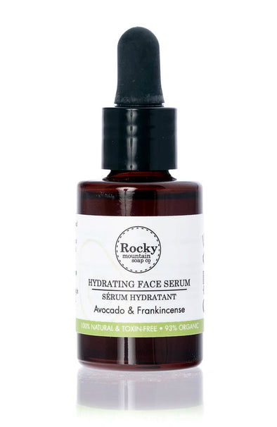 Rocky Mountain Soap Hydrating Natural Face Serum