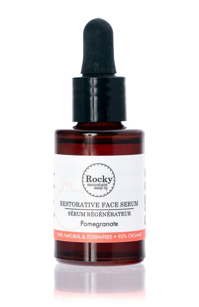 Rocky Mountain Soap Restorative Natural Face Serum