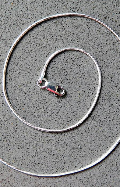 Sterling Silver Snake Chain 025