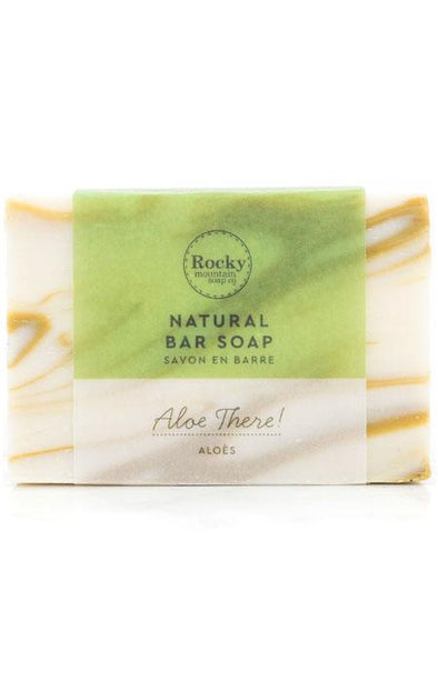 Rocky Mountain Soap Aloe There