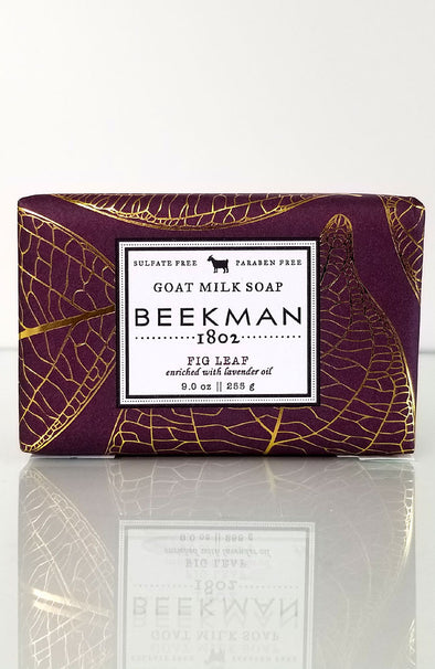 Beekman 1802 ~ Fig Leaf Goat Milk Soap