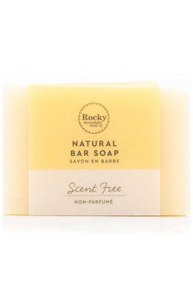 Rocky Mountain Soap Unscented
