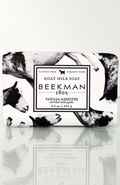 Beekman 1802 ~ Vanilla Absolute Goat Milk Soap