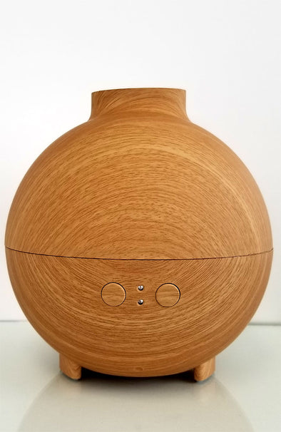 Ultrasonic Diffuser - Sphiera Bamboo Finish