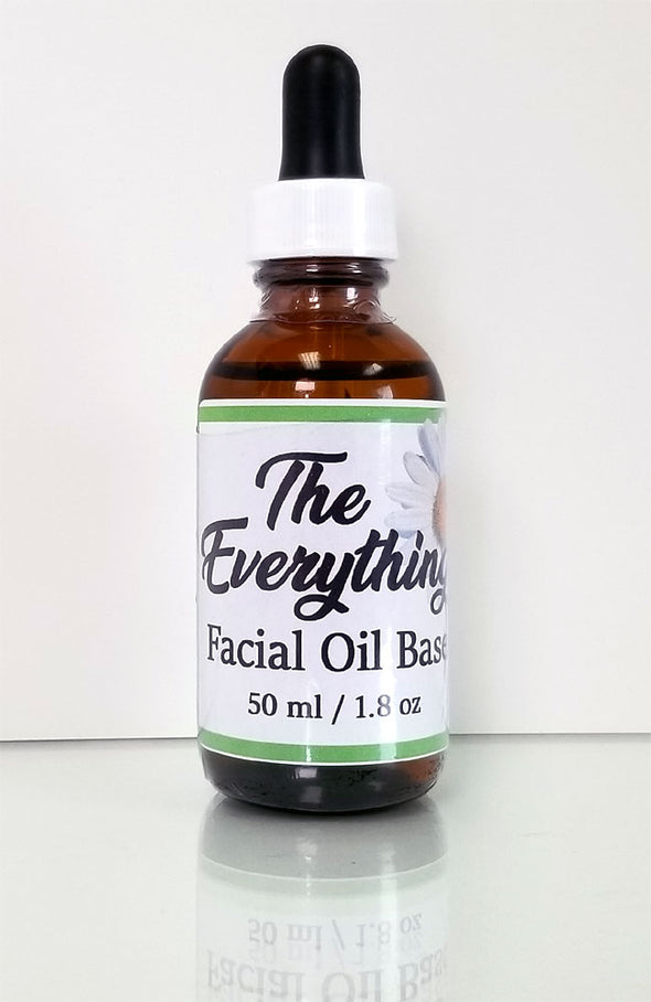The Everything Facial and Body Oil Base ~ 50ml
