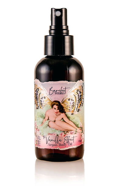 Argan Body Oil - The Vanilla Effect