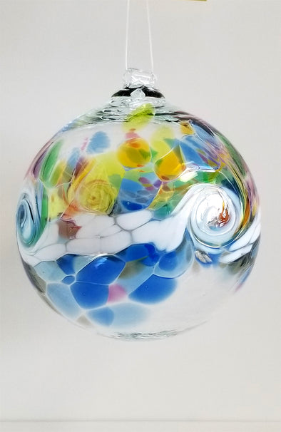 Colour Wave Ball ~ Winter Shadow