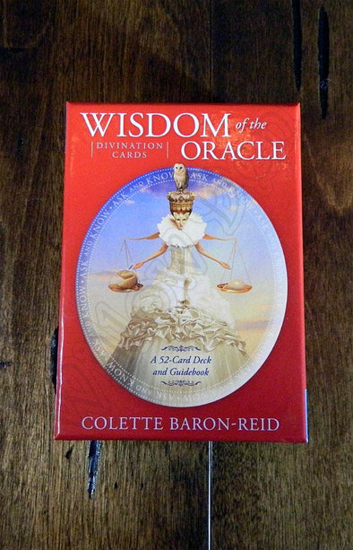 Wisdom of the Oracle - Divination Cards