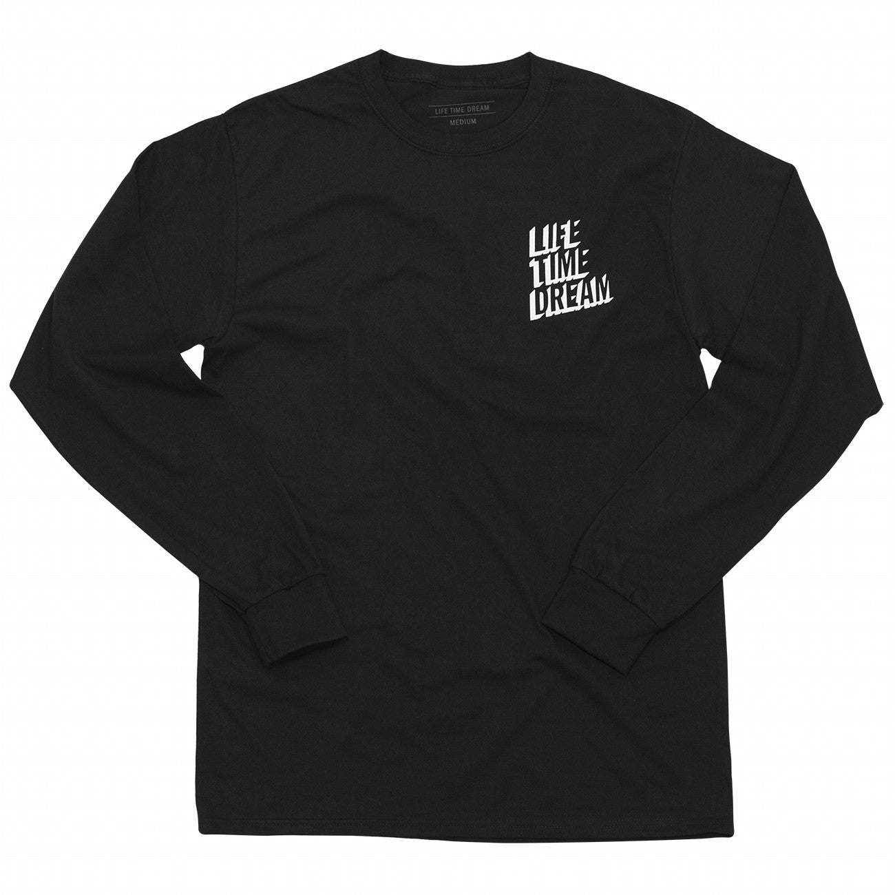 DAILY PLANET LS / T BLACK