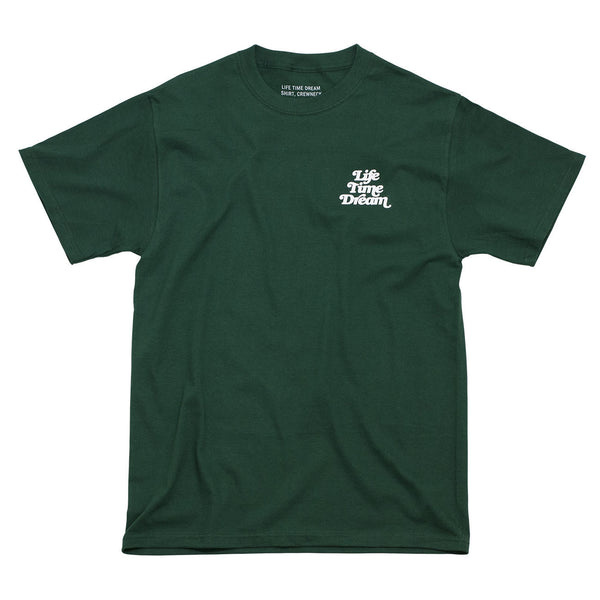 LOGO T FOREST GREEN