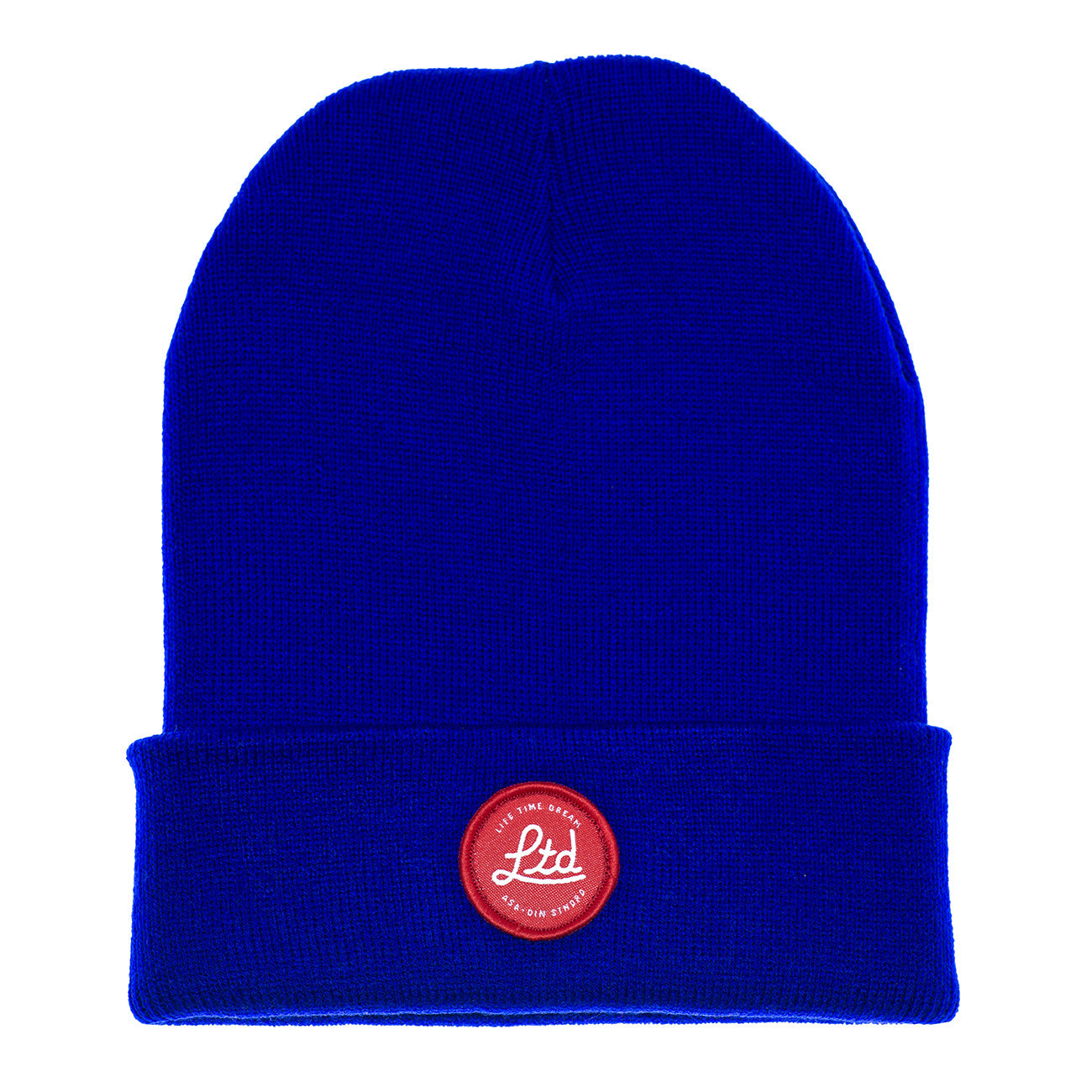 Micro Dot Beanie / Royal