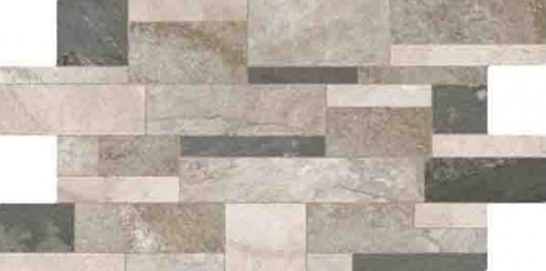 DQUARRY GREY (CORAL) INTERLOCK 300X600