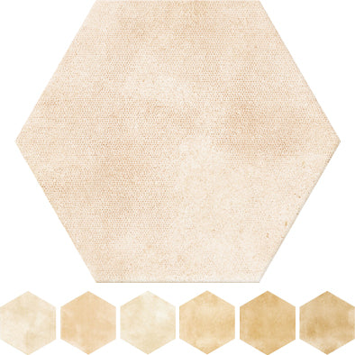 3OPPBEH-XG-6001 OPPORTUNITY BEIGE HEXAGON 600X520