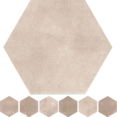3OPPRUH-XG3002 OPPORTUNITY RUST HEXAGON 260X300