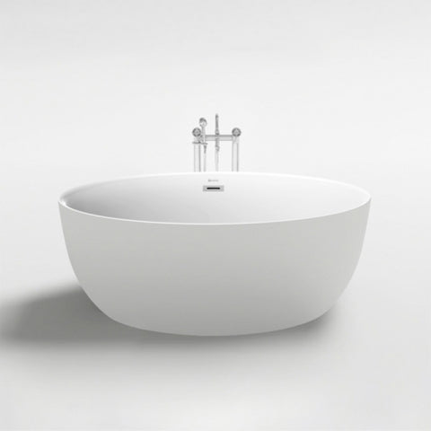 NARDO OVAL BATHTUB 1500