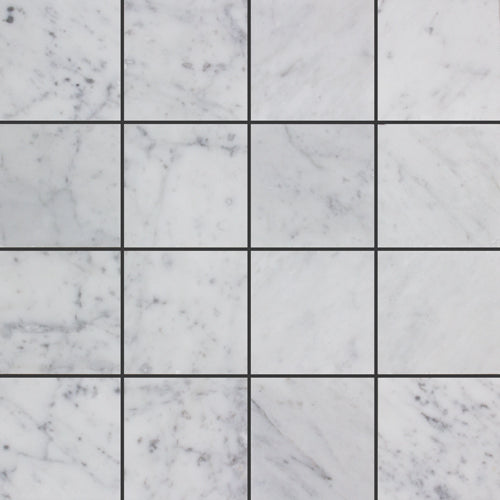 AC-7721CC 75X75 BIANCO CARRARA C HONED