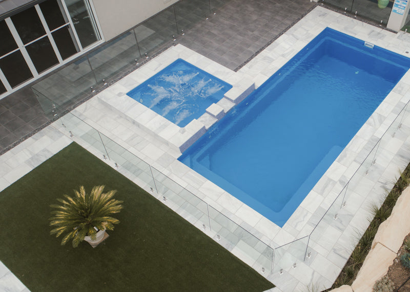 ARGENTO MARBLE PAVERS