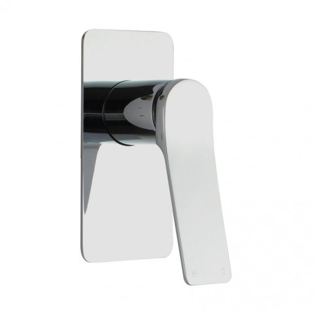 CH0156.ST Chrome Shower Wall Mixer Solid Brass Watermark AQ
