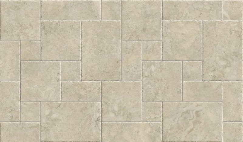 FPFLOIVM-PF1 FLORENCE TRAVERTINE IVORY MATT FRENCH PATTERN