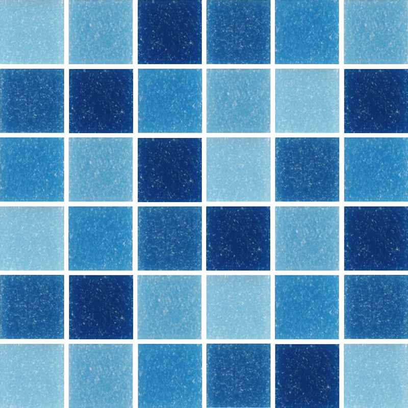 GEM071-GEMSTONE AZURE GLASS 20X20