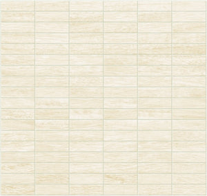 MYWOOD WHITE MOSAIC 14X48MM