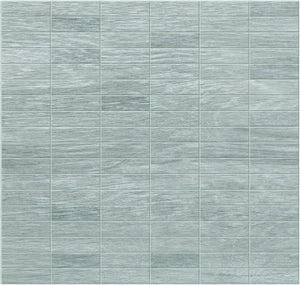 MYWOOD ASH GREY MOSAIC 14X48MM