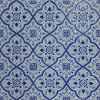 MOROCCO PERSIAN BLUE GLOSS 200X200