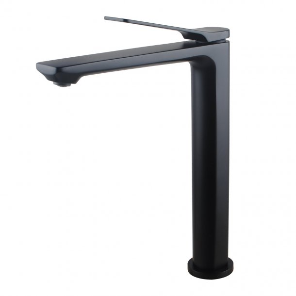 OX1045.KM Brass Black Tall Kitchen Mixer Tap Sink Mixer AQ