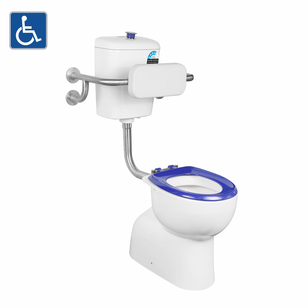 Special Care Toilet Calla Disable Toilet Suite CL024
