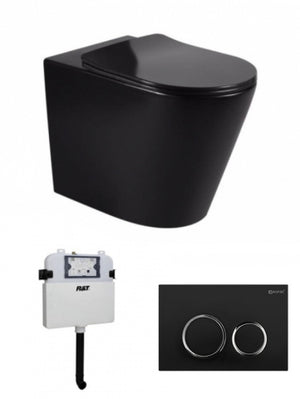 ALZANO WF PAN R&T SYSTEM BLACK