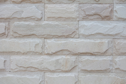 MINT WHITE SANDSTONE THIN VENEER