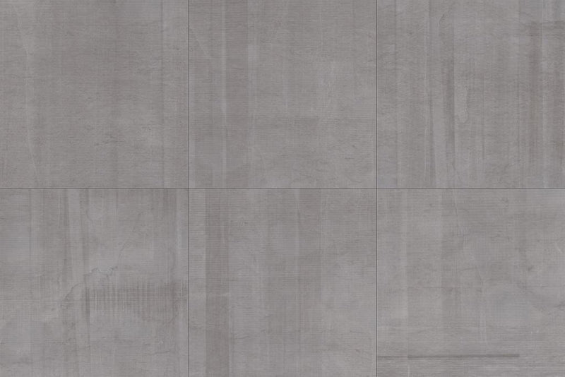 paperstone dk grey-30x30 Dark Grey Rectified Glazed Porc