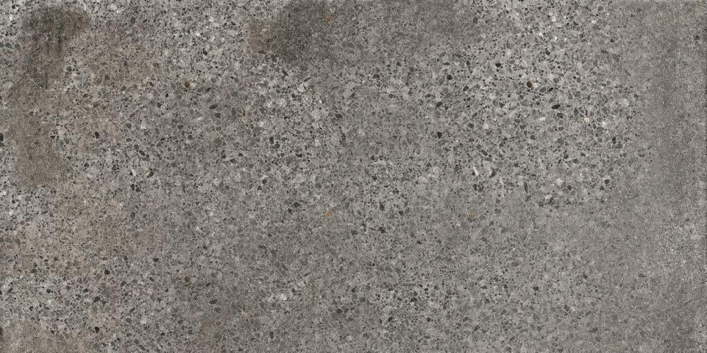 sicily antracite-120X60 Shaded Black Glzd Rect Porc
