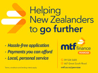 finance available through mtf penrose
