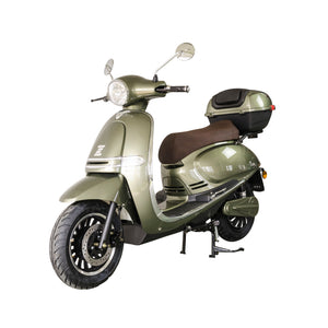 Zoopa Nova Khaki Electric Moped 3000W
