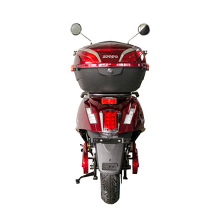 Zoopa Nova Top Box and Luggage rack