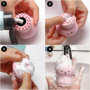 Facial Cleansing Brush