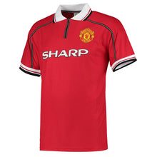 Load image into Gallery viewer, Manchester United 1999 Shirt