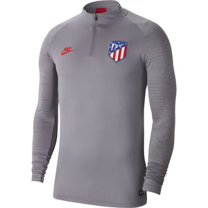 Atletico Madrid Nike Drill Training Top 2019-2020 (Gunsmoke)