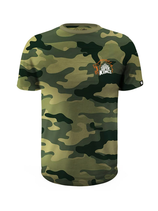 CSK  Camouflage T shirt