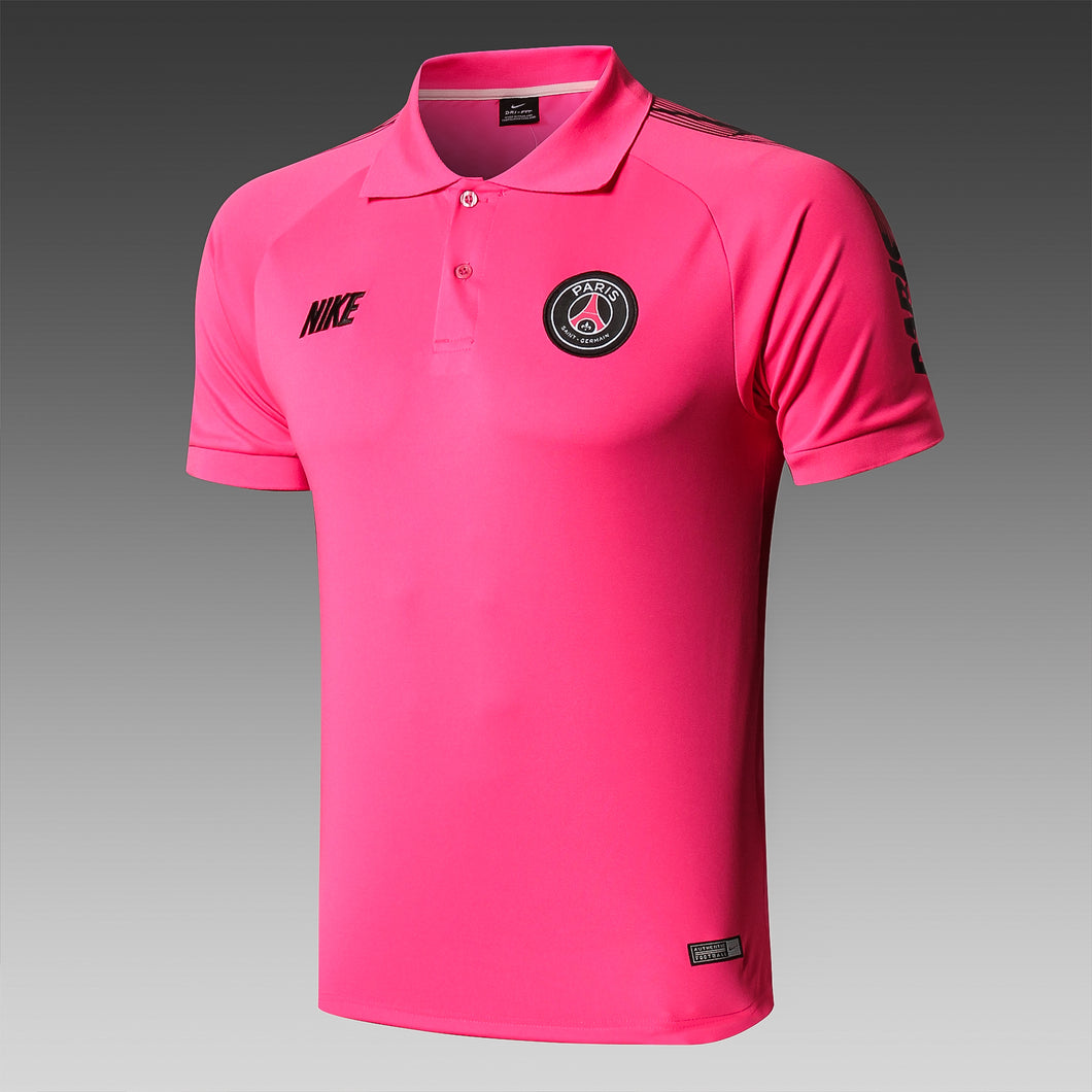 PSG All Fan T Shirt Pink