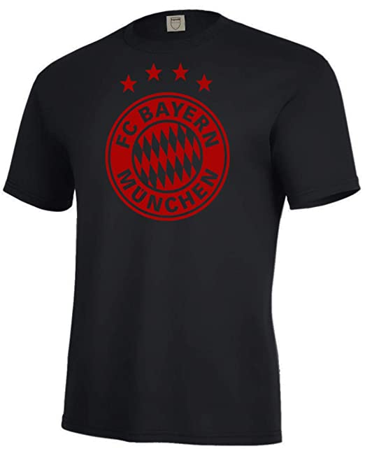 Bayern Munich Fan T Shirt