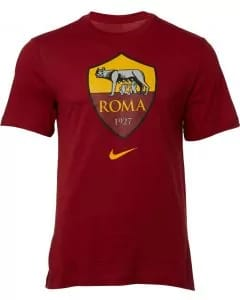 Roma Evergreen Crest Tee 2019-20 Red