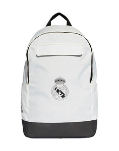 Real Madrid White Bag