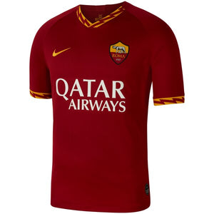 AS Roma Home 2019/20 Without Name & No.