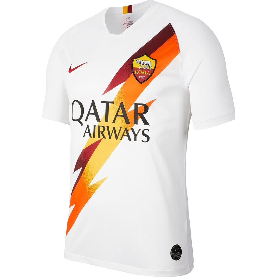 AS Roma Away 2019/20 With Name & No.