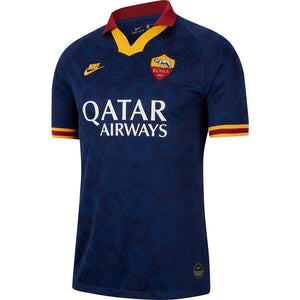 AS Roma Third 2019/20 Without Name & No.
