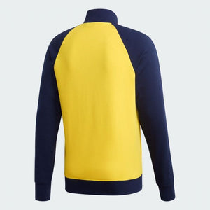 2020-21 Arsenal Jacket - Yellow-Navy-Red