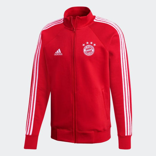 Adidas 2020-21 Bayern Munich Jacket - Red-White
