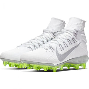 Alpha Huarache 7 Elite LAX - White-Volt